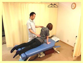 施術後の体操一例