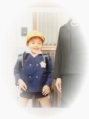 小学校入学式の写真